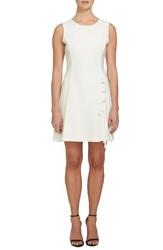 1.State Women's Lace Up A Line Dress