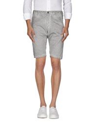 Reign Trousers Bermuda Shorts Men Grey