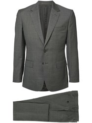 Gieves And Hawkes Two Piece Suit Grey