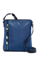 Sondra Roberts Nylon Crossbody Blue