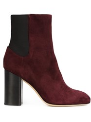 Rag And Bone 'Agnes' Boots Pink Purple