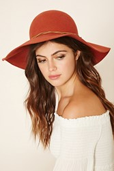 Forever 21 Faux Suede Wool Hat