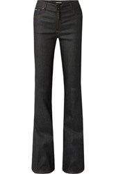Tom Ford Low Rise Flared Jeans Black