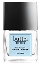 Butter London 'Hardwear' Shine Uv Topcoat