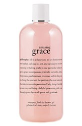 Philosophy 'Amazing Grace' Shampoo Bath And Shower Gel No Color