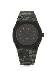D1 Milano Camo Collection A Ca01 Watch