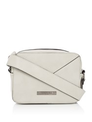 Kenneth Cole Monroe Crossbody Bag Grey
