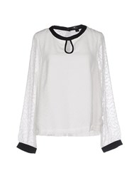 Cutie Shirts Blouses Women White