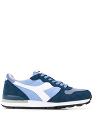 Diadora Camaro Low Top Trainers Blue