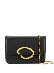 Oscar De La Renta Flap Shoulder Bag 60