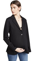 Ingrid And Isabel Knit Blazer Black