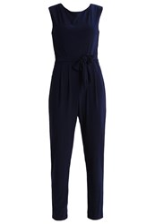 Wallis Jumpsuit Navy Blue