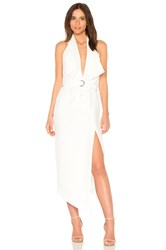 Misha Collection Carrie Dress Ivory