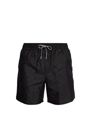 Stella Mccartney S Print Graphic Swim Shorts Black