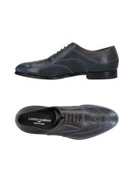Alberto Guardiani Lace Up Shoes Lead