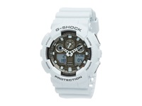 G Shock Ga 100 Neon Highlights Ice Gray Watches