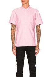 Stussy Classic Oxford Button Down Pink