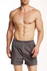 Majestic Fifty Shades Darker Boxer Short Gray