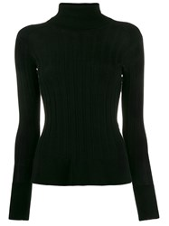 Pinko Roll Neck Jumper Black