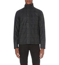 Barbour Watch Waxed Cotton Jacket Black