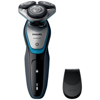 Philips S5400 06 Aquatouch Electric Shaver Blue Grey