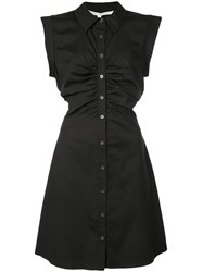 Veronica Beard Ferris Dress Black