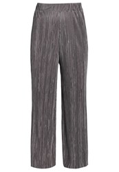 Oh My Love Tulbaghia Trousers Dark Mauve Taupe