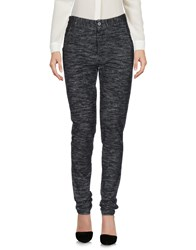 Leon And Harper Casual Pants Steel Grey