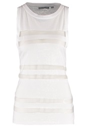 Finders Keepers Sunday Jumper White