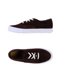 Keds Low Tops And Trainers Dark Brown