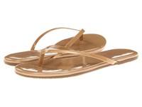 Tkees Waterproof Sunscreen Cocobutter Spf 15 Women's Sandals Gold