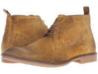 Base London Dore Mustard Men's Shoes Yellow