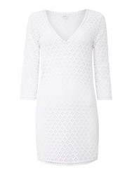 Lepel Summer Days Kaftan White