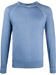 Drumohr Long Sleeve Fitted Jumper 60