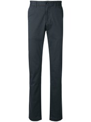Michael Kors Collection Straight Leg Chinos Grey