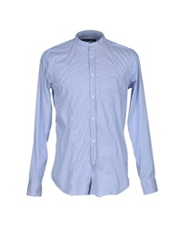 Messagerie Shirts Shirts Men Blue