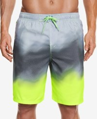 Nike Men's Liquid Haze Water Shedding Swim Trunks 9 Volt