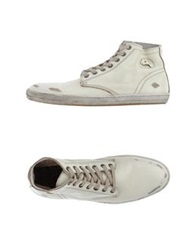 Cycle High Tops And Trainers Ivory