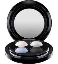 M A C Mineralize Eyeshadow Quads Dark Energy