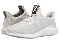 Adidas Alphabounce Crystal White Clear Grey Clear Onix Men's Running Shoes