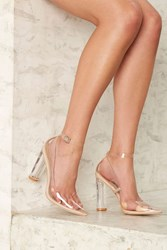 Starting Point Clear Heel 77567