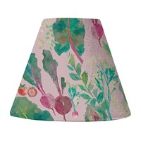 Bluebellgray Vegetable Patch Lampshade Rosehip Multi