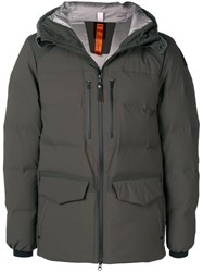 Parajumpers Padded Short Jacket Grey