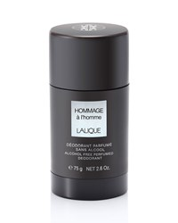 Hommage A L'homme Perfumed Deodorant Stick 75G Lalique