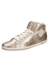 S.Oliver Hightop Trainers Rose Rose Gold