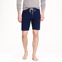 J.Crew 9' Board Short In Tonal Seersucker