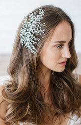Brides And Hairpins 'Veda' Crystal Embellished Hair Comb