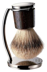 Acqua Di Parma Pure Badger Shaving Brush With Stand No Color