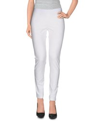Vdp Club Trousers Casual Trousers Women White