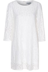 Alice And You Lace Swing Dress Cream